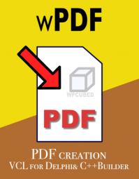 wPDF VCL