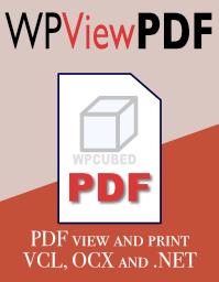 Delphi Pdf Component
